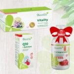 vitality+Q10+pomegranate darilo